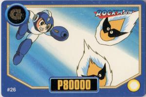 #26. Rockman battles 2 Fry Guys Changkeys. Life energy corner.