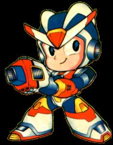 Rockman X3 Q-ban