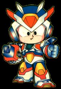 Megaman X3 Q-ban