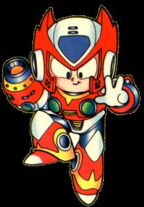 Zero Chibi Rockman X