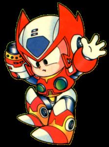 Megaman Zero Q Version