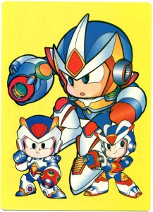 Q-ban Poster Card X1 - X3