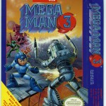 Mega Man 3 US box (front).