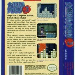 Mega Man 3 US box (back).