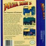 Mega Man 5 US box (back).